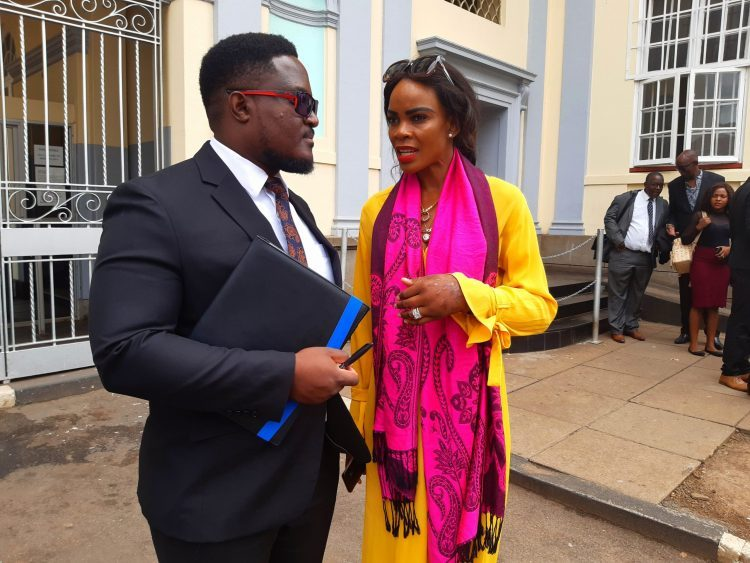 Feuding VP Chiwenga, Marry Out-Of-Court Bid Crumbles