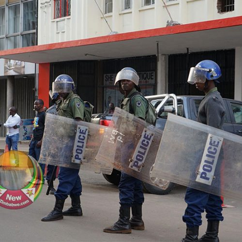 UPDATED: No Machetes Found As Police End Search At MDC HQ