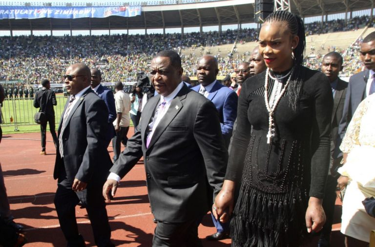 Zimbabwe Gripped by Drama of Vice President's Nasty Divorce