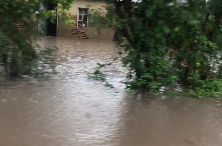 Property Destroyed, Chickens Swept Away As Floods Hit Hwange