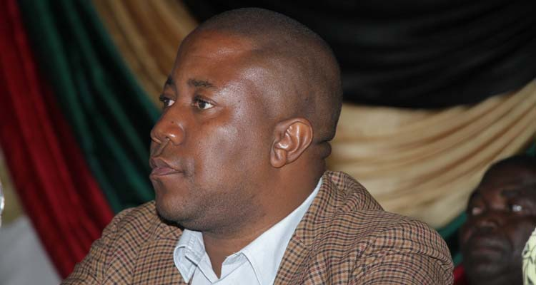 AUDIO: Ex-Zanu PF youth leader gushes 'Kasukuwere-Muchinguri' anti-ED plot