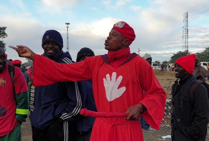 WATCH: Hilarious Madzibaba veMDC at Chamisa's SONA