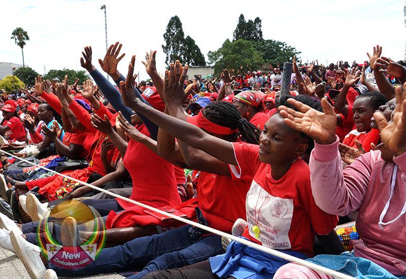 Matemadanda chides MDC supporters for resisting Mugabe visit