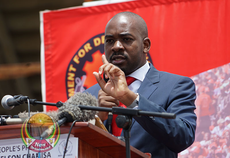 Chamisa keeps Beitbridge after Khupe sacking of mayor, councillors