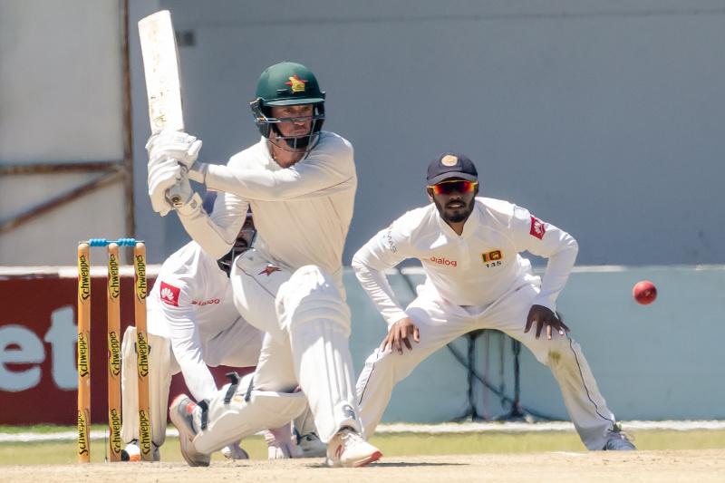 Zimbabwe come short against Sri Lanka