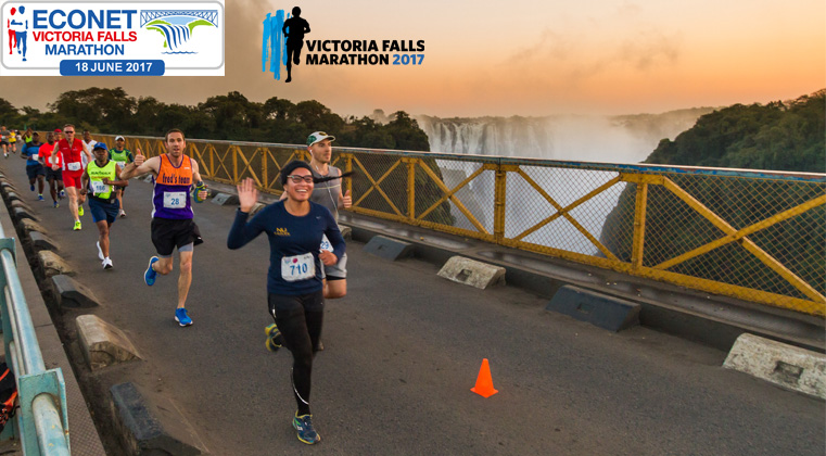 Preps for 2020 Econet Vic Falls marathon begin