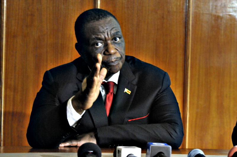 VP Chiwenga best hands to cure ailing health sector – Govt