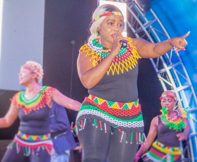Sandra Ndebele, Madam Boss To Star In SA Netflix Movie