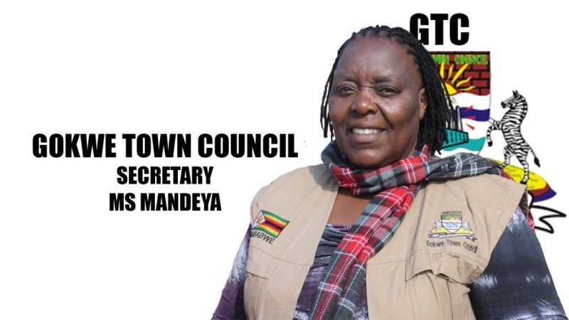 Jailed Gokwe Town Secretary Suspended From Work