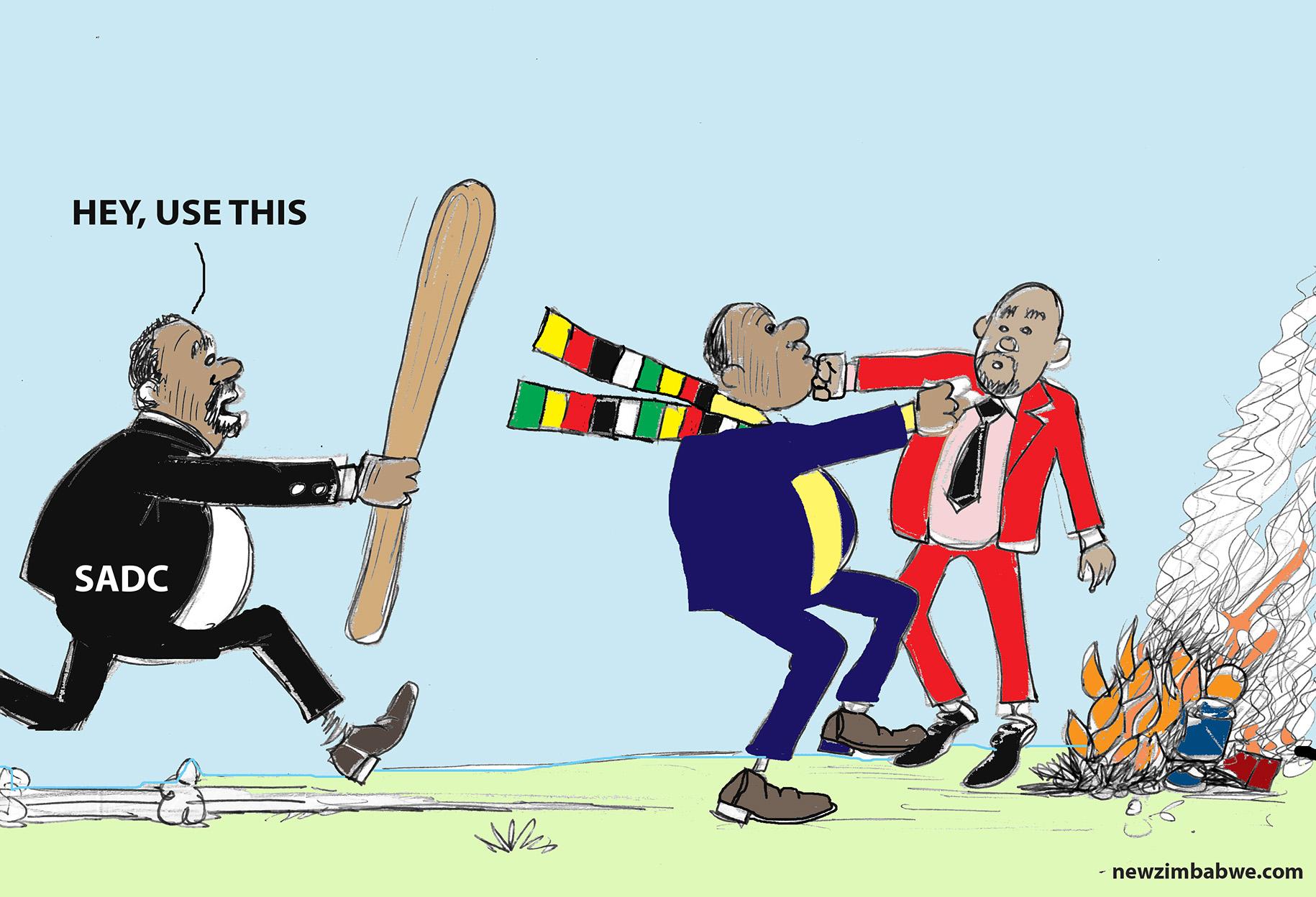 Zim situation and SADC
