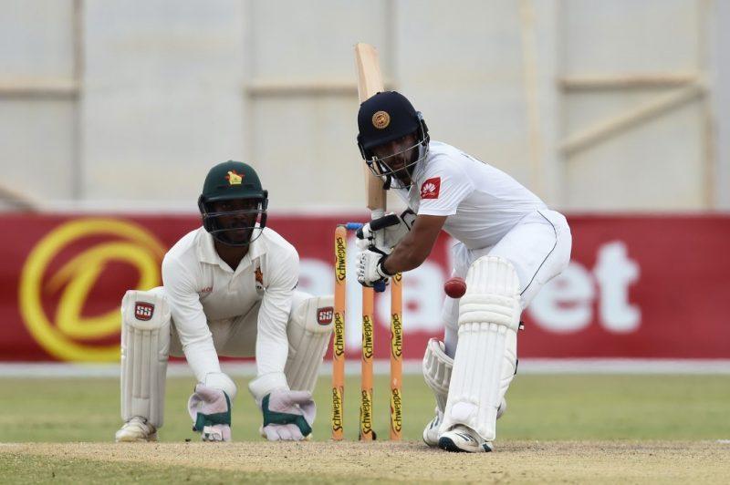 Sri Lanka Battle For Draw To Seal Series Win