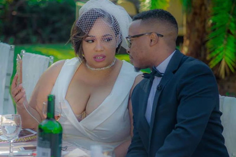 Olinda officially divorces Tytan, brands musician hubby an opportunist