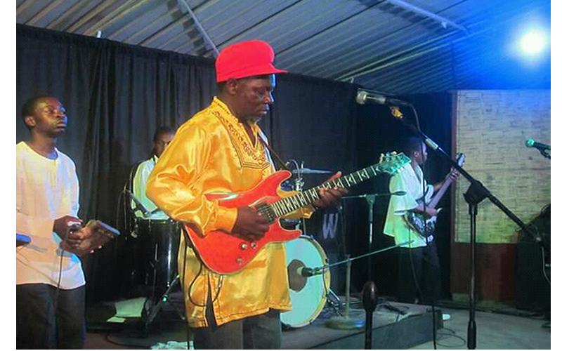Vadzimba VaGuveya's new eight track album revives Zim's Chimurenga music