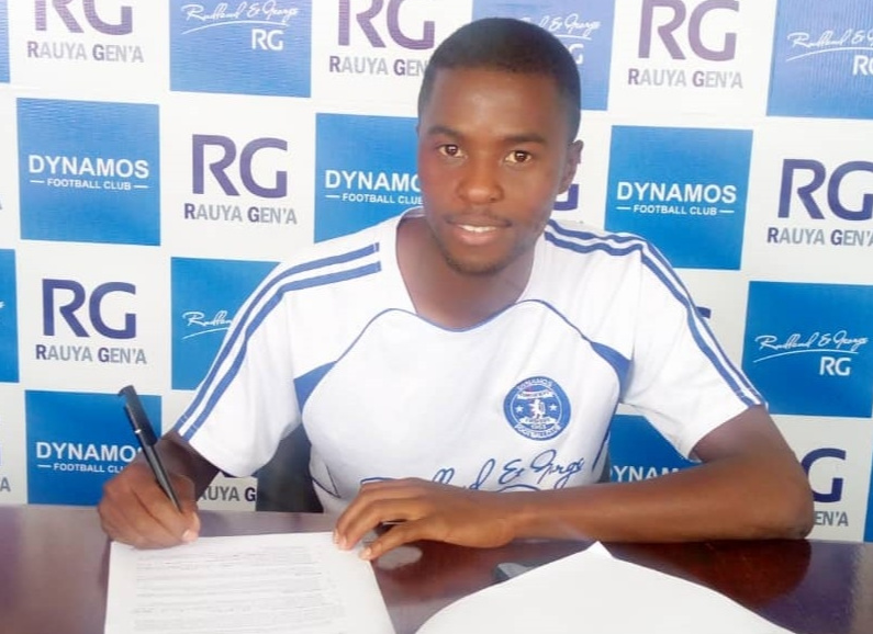 Dynamos continue spending spree with Nadolo signing