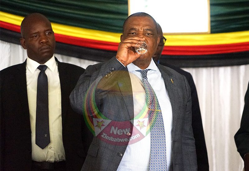 IN PICTURES: Mnangagwa's recent address to diplomats