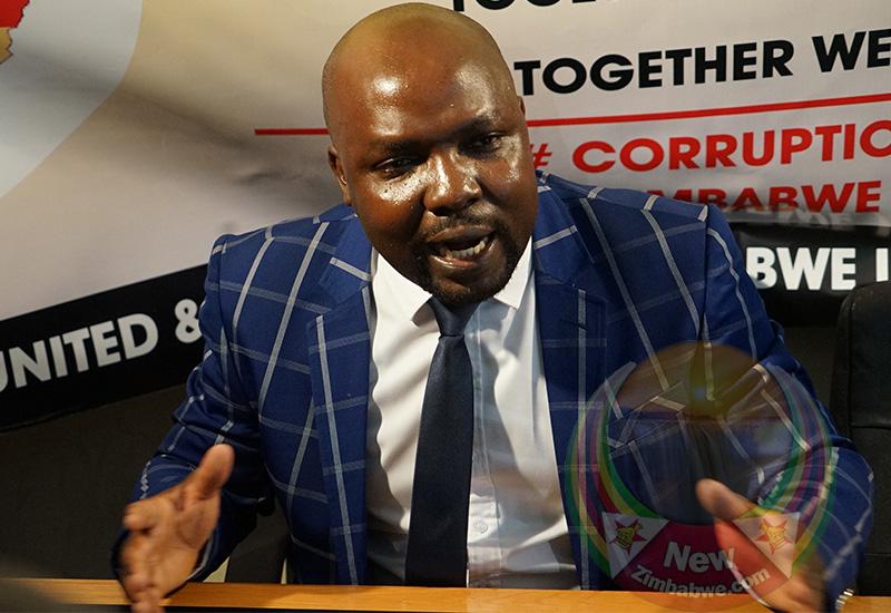 Mnangagwa Fires Zanu PF Youth Leader Tsenengamu