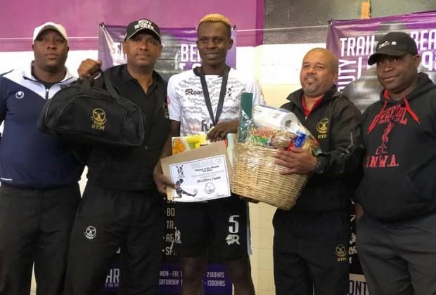 South Africa's Bidvest snatch Bosso star