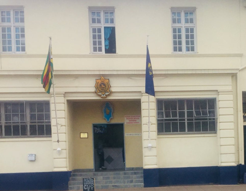 Bulawayo Central Police Station Runs Out Of Food For Suspects