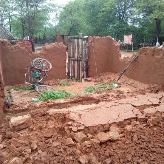 Binga Floods Destroy 180 Homes