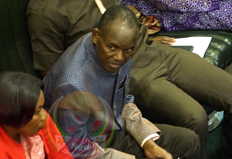 MP Blackman Matambanadzo Turned Yellow After Poisoning