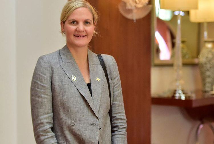 Kirsty Coventry Unhappy Over Social Media Attacks On CAF Stadia Ban
