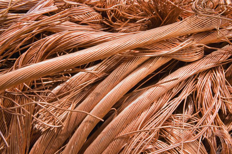 Hwange Copper Thief Found With 682kg, Jailed 12 Months