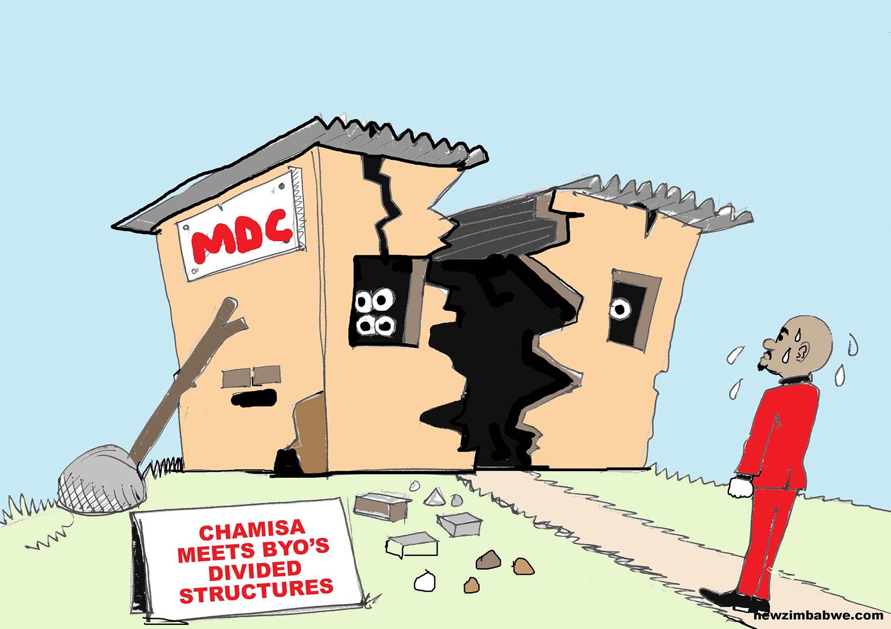 Divided MDC Bulawayo