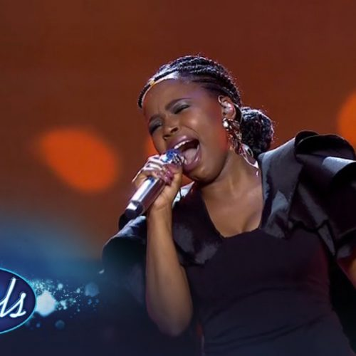 South Africa's Idols winner buys family a home