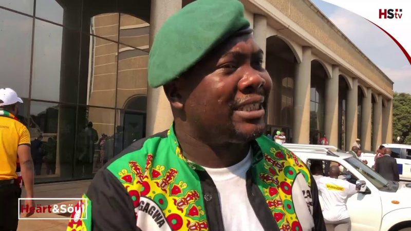 New Zanu PF Youth Boss Says Will Not Recklessly Shout About Corruption