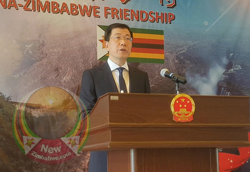 China Slams Zim's Mining Policies, Says Proceeds Should Benefit Citizens