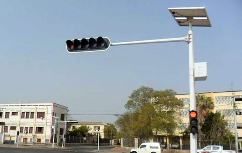 Bulawayo Abandons Solar Traffic Light Installations As Thieves Target Batteries