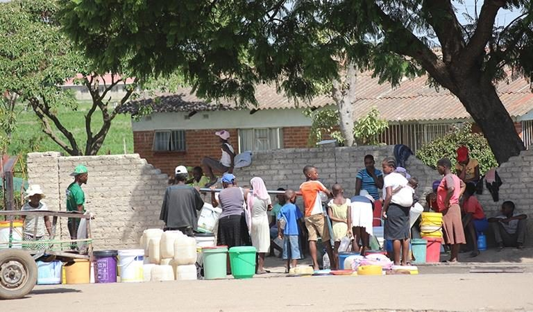 A COVID-19 Outbreak Will Devastate Zimbabwe Which Has Several Crises To DealWith