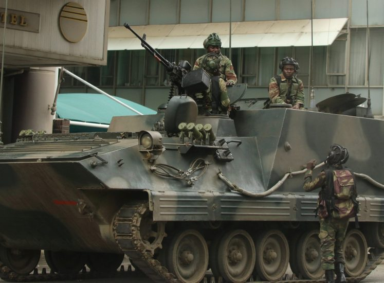 Broke Mnangagwa Gvt Fails To Finance Mozambique War