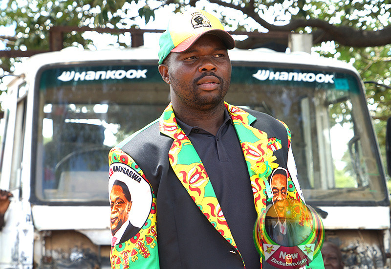 Zanu PF Youths Promised Land As Reward For Campaign Support
