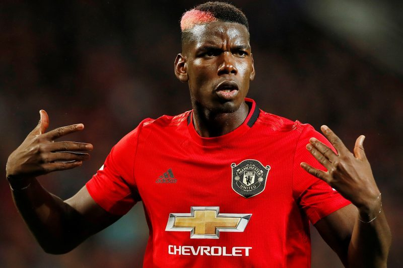 Pogba Belongs To Man United, Not Mino – Team Manager