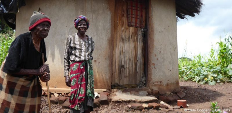 Zimbabwe's Rural Elderly Battle Hunger Amid Severe Drought
