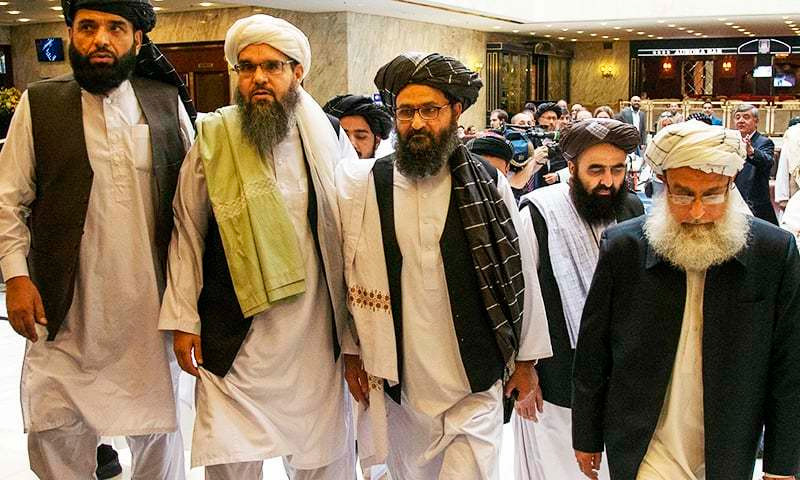 Afghan Conflict: US, Taliban Sign Deal To End 18-Year War