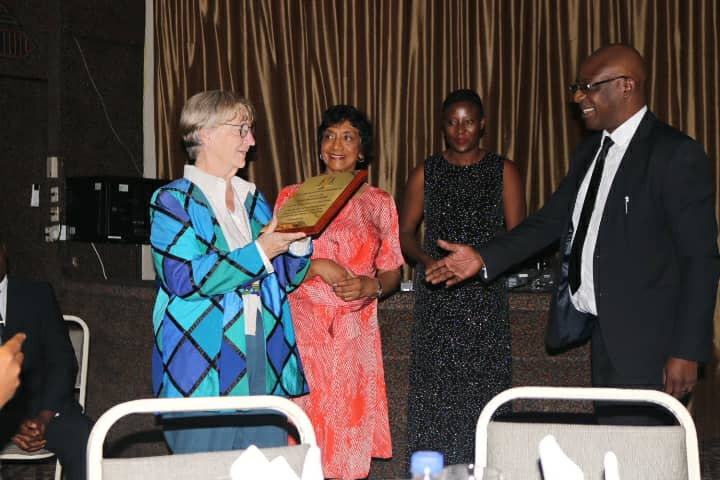 Crozier, Saurombe Win 2019 Walter Kamba Rule of Law Awards