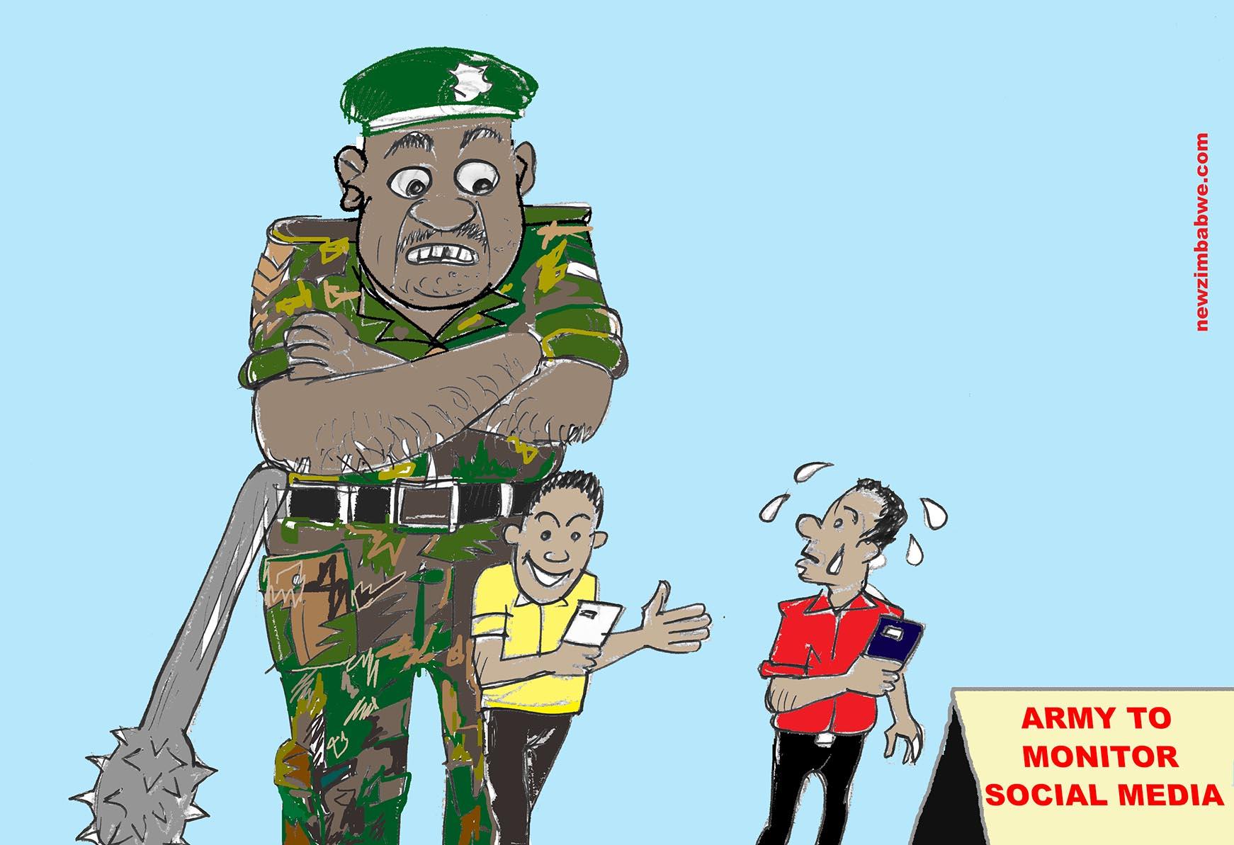 Army to monitor social media