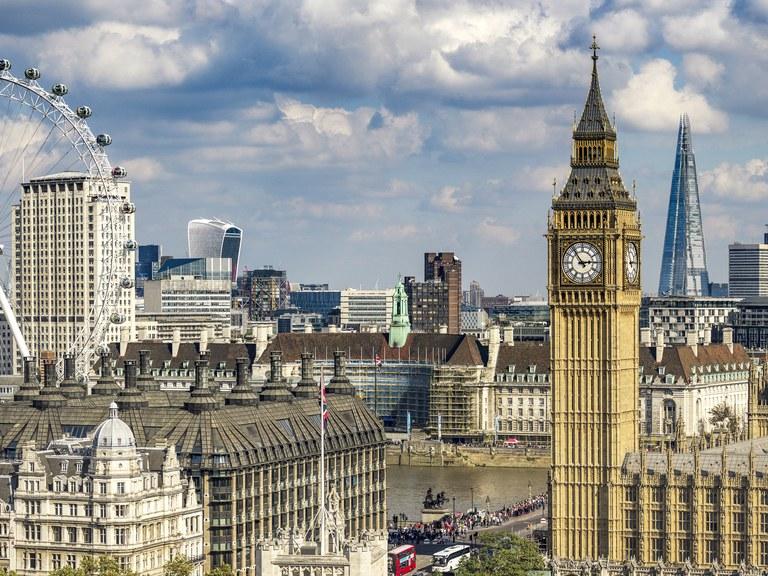Britain Records 693 More Coronavirus Deaths Bringing Toll Past 29,000