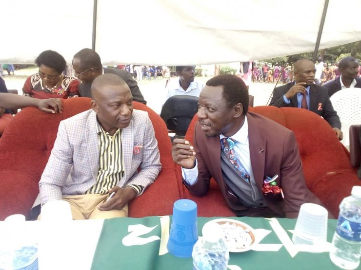 Macheso Constructs Classroom Block At Former School