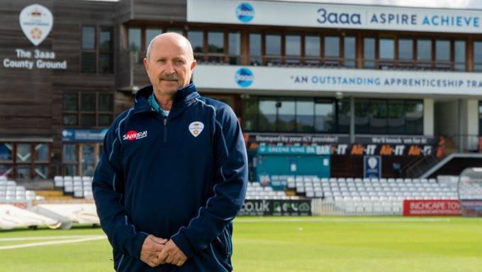 English Cricket Side Derbyshire End Zim Tour Over Coronavirus