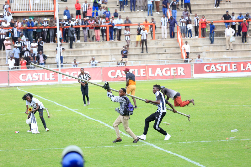 Bosso charged over BF violence