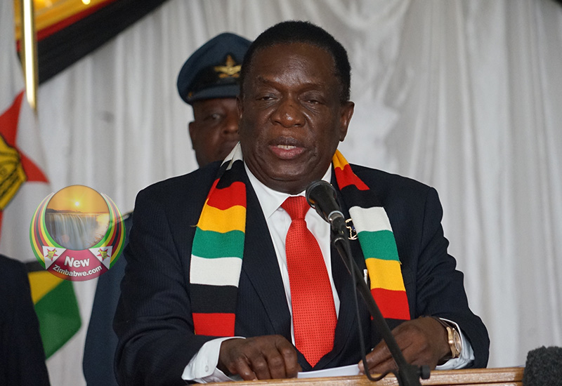 Mnangagwa Declares War On Ritual Murderers