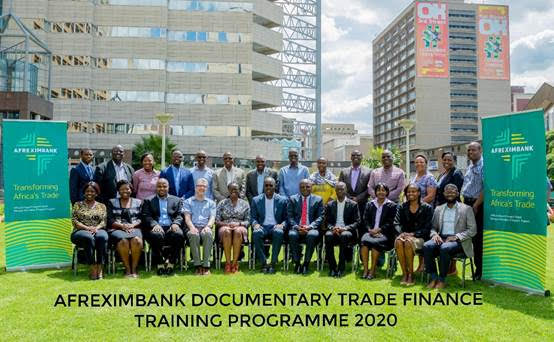 Afreximbank extends training to Zim bankers after noticing errors