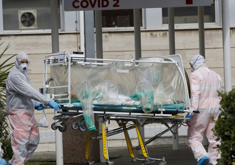 DR Congo reports first virus death, five new cases