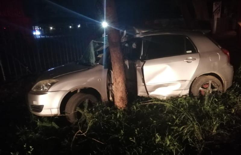 Dynamos captain Jaure escapes horror car crash - New Zimbabwe.com