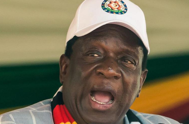 Mnangagwa blasts West for continued meddling in African affairs