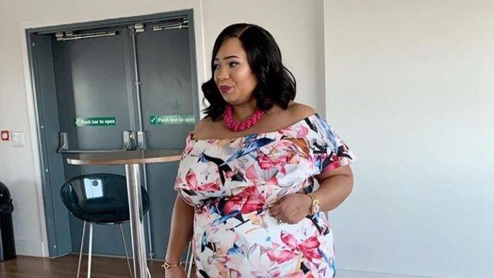 Olinda Mourns Stunner's Late Mom