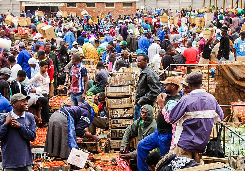 Mbare Musika vegetable market now hotspot for Covid-19 – Minister